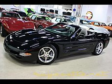 2000 Chevrolet Corvette Convertible for sale 100996269