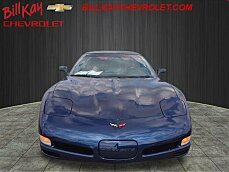 2000 Chevrolet Corvette Coupe for sale 100996379
