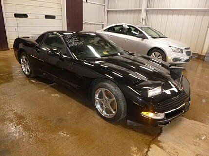 2000 Chevrolet Corvette Coupe for sale 100996560