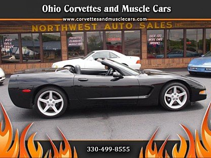 2000 Chevrolet Corvette Convertible for sale 100998155