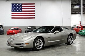 2000 Chevrolet Corvette Coupe for sale 101056249