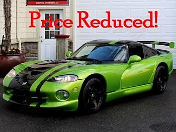 2000 Dodge Viper for sale 100831411