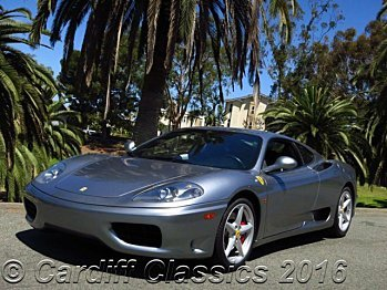 2000 Ferrari 360 Modena for sale 100778281