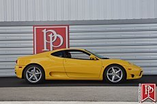 2000 Ferrari 360 Modena for sale 100888375