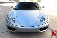 2000 Ferrari 360 Modena for sale 101028366