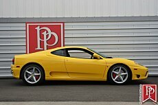 2000 Ferrari 360 for sale 100991990