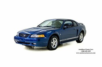 2000 Ford Mustang Coupe for sale 100882500