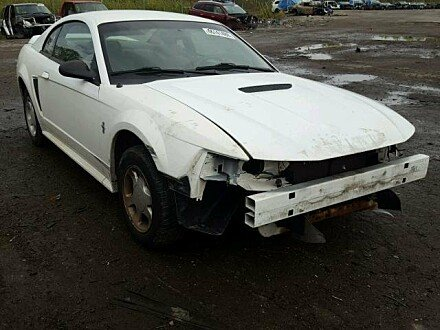 2000 Ford Mustang Coupe for sale 101043409