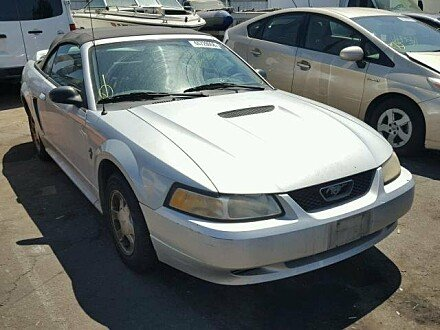 2000 Ford Mustang Convertible for sale 101044776