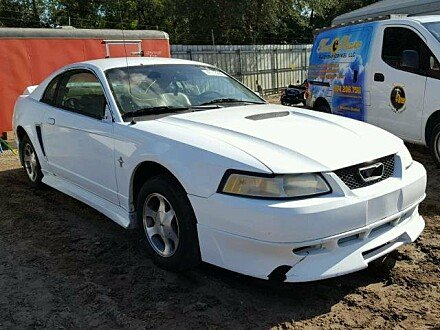 2000 Ford Mustang Coupe for sale 101045342