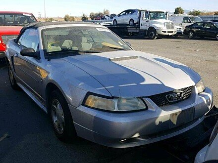 2000 Ford Mustang Convertible for sale 101045380
