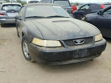2000 Ford Mustang Convertible for sale 101045837