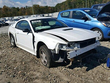 2000 Ford Mustang GT Coupe for sale 101047449