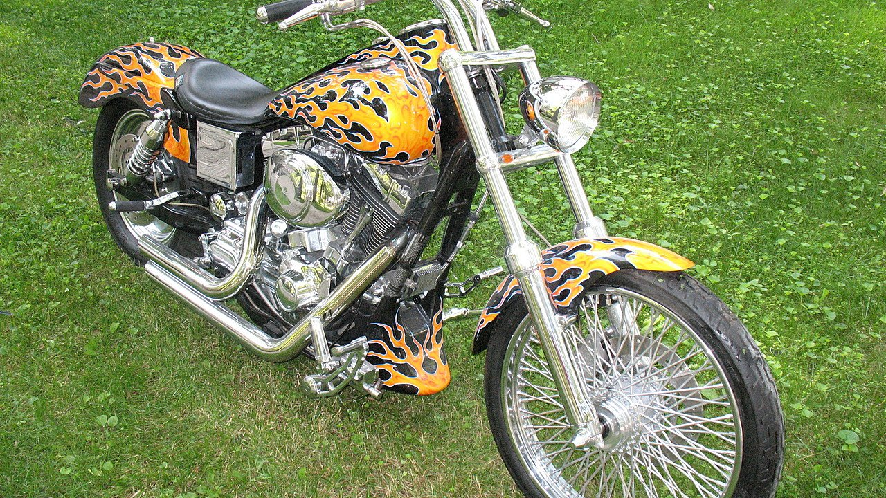 2000 Harley-Davidson Dyna Custom for sale 200497191