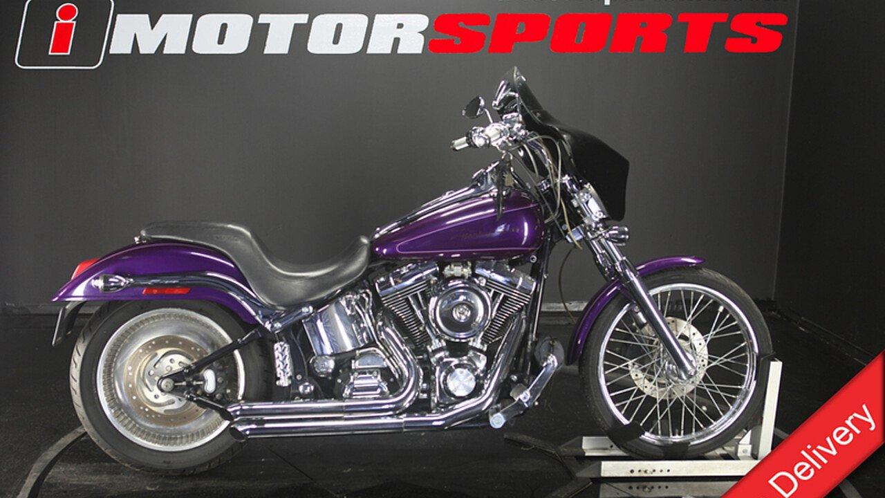 2000 Harley-Davidson Softail for sale 200581317