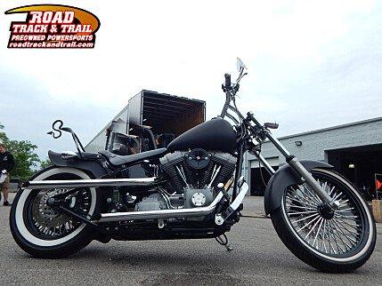 2000 Harley-Davidson Softail for sale 200593807