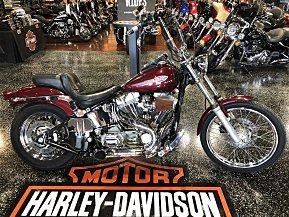 2000 Harley-Davidson Softail for sale 200630069