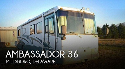 2000 Holiday Rambler Ambassador for sale 300130986