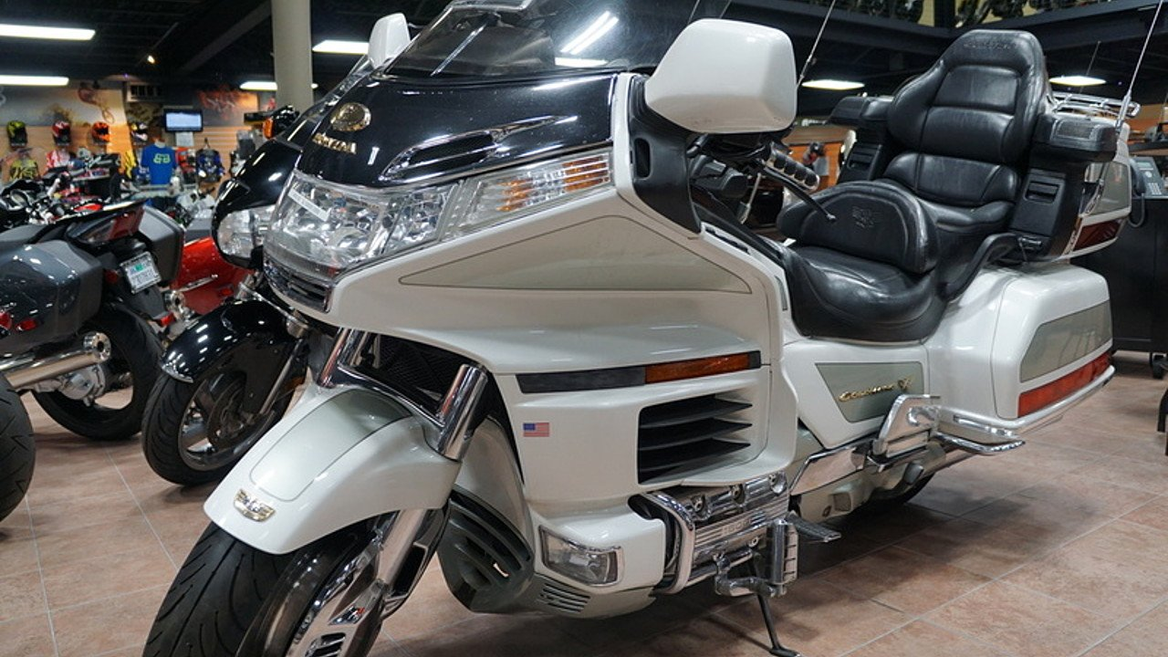2000 Honda Gold Wing for sale 200460683