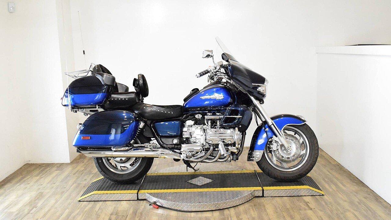 2000 Honda Valkyrie for sale 200620660
