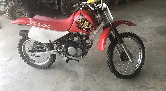 2000 Honda XR100R for sale 200618473