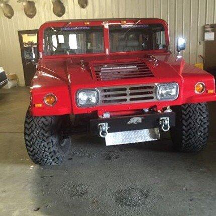 2000 Hummer H1 for sale 100810058
