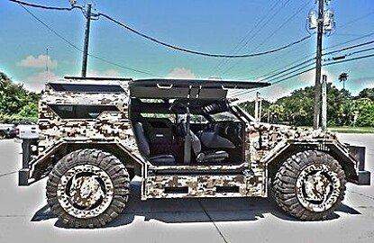 2000 Hummer H1 4-Door Open Top for sale 100790933