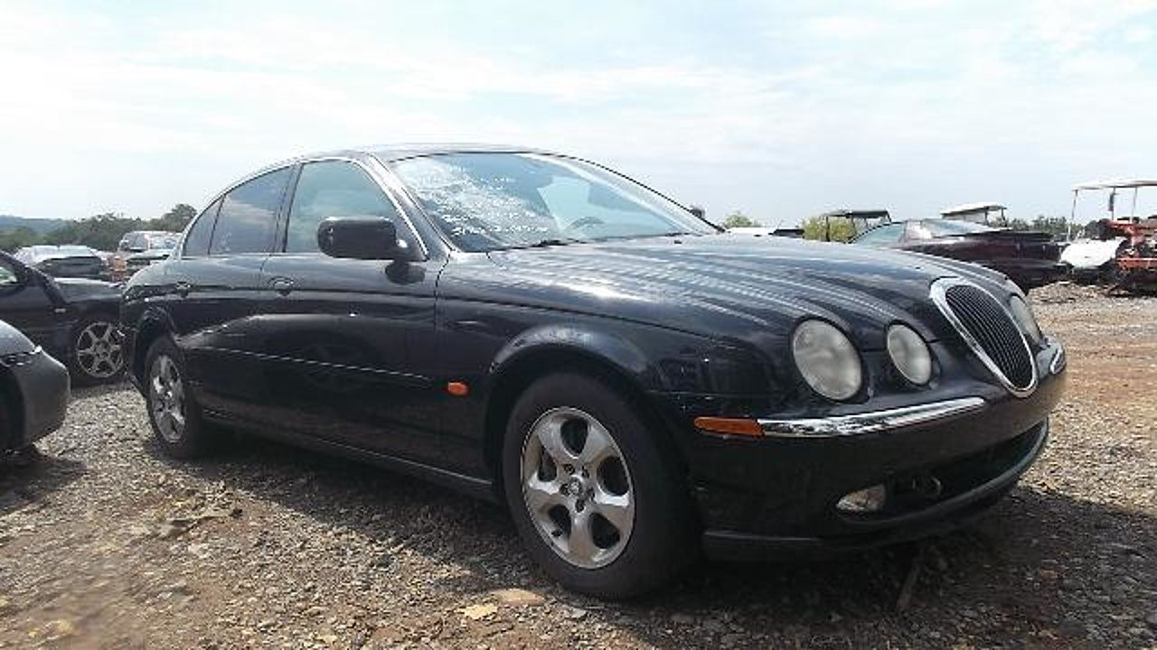 2000 Jaguar S-TYPE 3 for sale 100292906