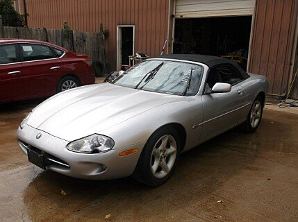 2000 Jaguar XK8 Convertible for sale 100291758