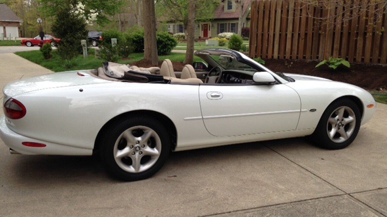 2000 Jaguar XK8 Convertible for sale 100868899