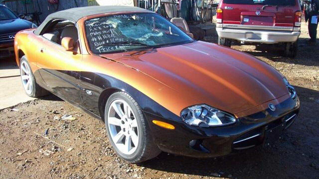 2000 jaguar xk8 convertible for sale near bedford virginia 24174 classics on autotrader. Black Bedroom Furniture Sets. Home Design Ideas