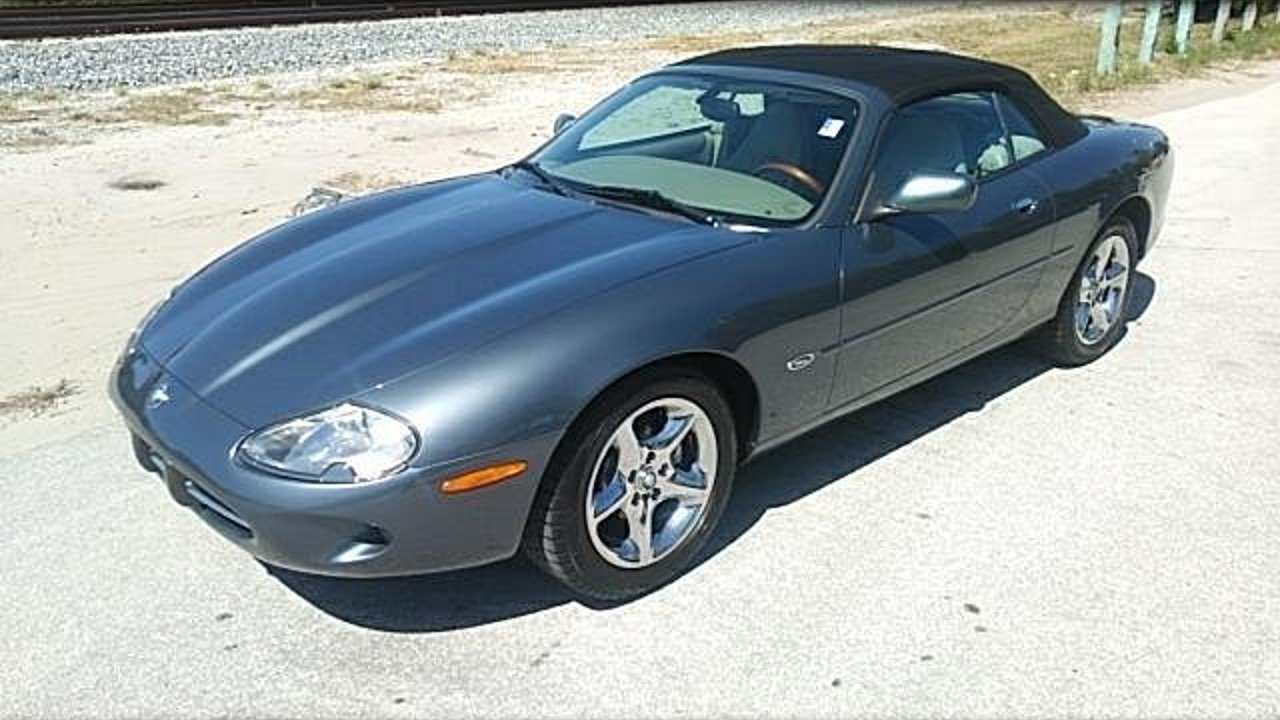 2000 Jaguar XK8 Convertible for sale 100961139