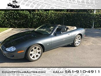 2000 Jaguar XK8 Convertible for sale 101011796
