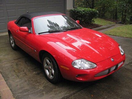 2000 Jaguar XK8 Convertible for sale 100838017