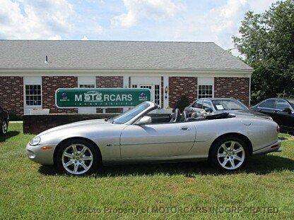 2000 Jaguar XK8 Convertible for sale 101017683