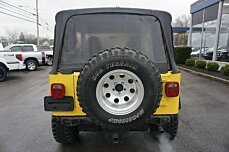 2000 Jeep Wrangler 4WD Sport for sale 100962083