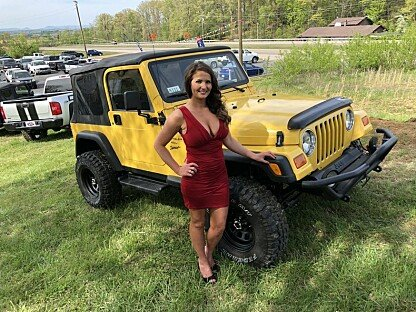 2000 Jeep Wrangler 4WD Sport for sale 100966975