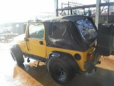 2000 Jeep Wrangler 4WD Sport for sale 100973057