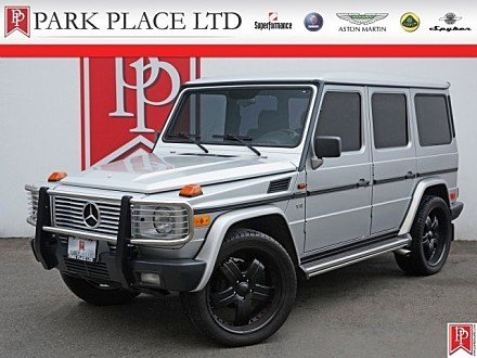 2000 Mercedes-Benz G500 for sale 100840865