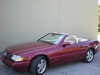 2000 Mercedes-Benz SL500 for sale 100863408
