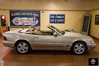 2000 Mercedes-Benz SL500 for sale 100890667