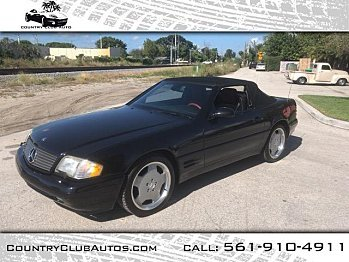 2000 Mercedes-Benz SL500 for sale 101055080