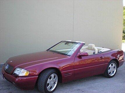 2000 Mercedes-Benz SL500 for sale 100863408