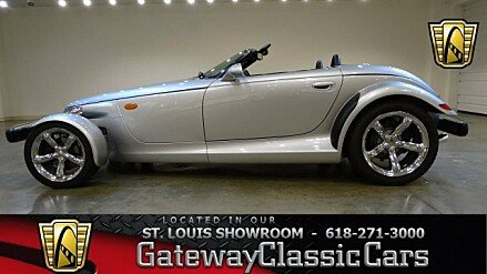 2000 Plymouth Prowler for sale 100817034