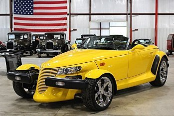 2000 Plymouth Prowler for sale 100885616
