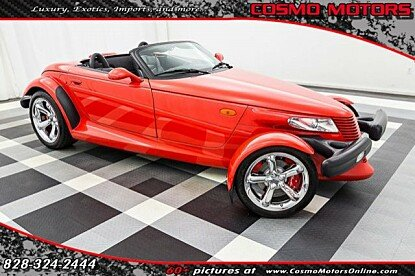 2000 Plymouth Prowler for sale 100863576