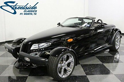2000 Plymouth Prowler for sale 100930731