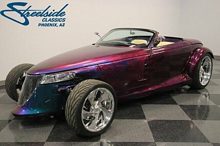 2000 Plymouth Prowler for sale 100978544