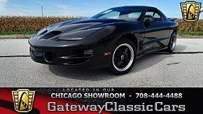 2000 Pontiac Firebird Coupe for sale 101037454