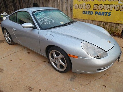 2000 Porsche 911 Coupe for sale 100290248